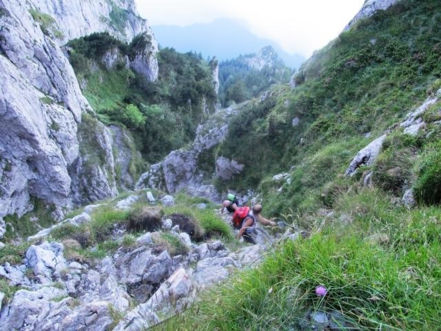Klettersteig Traunstein : Wanderfeunde traunstein salzkammergut